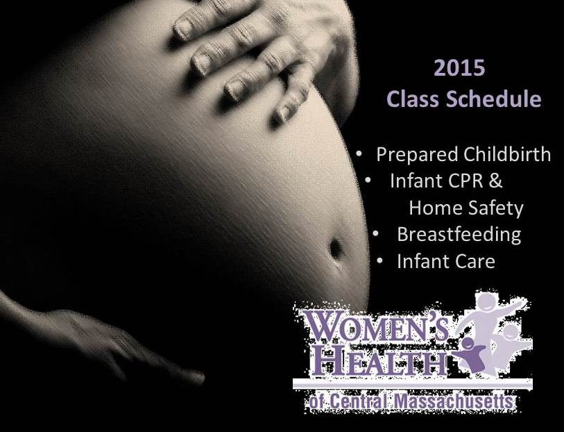 Childbirth Breastfeed Class2015