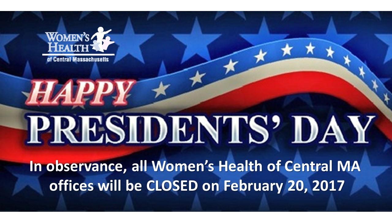 Presidents Day WHCMA