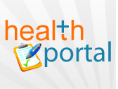 HealthPortal logo color
